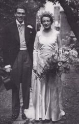 Laurence Olivier & Jill Esmond