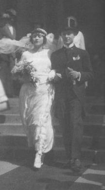 Marlene Dietrich & Rudolf Sieber