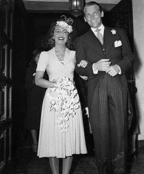Mary Eppling and Doug Fairbanks Jr.