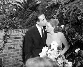 Minnelli-Garland wedding