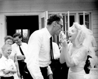 Monroe-Miller wedding
