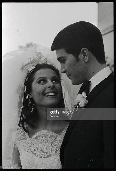 Paul Peterson marries Brenda Benet