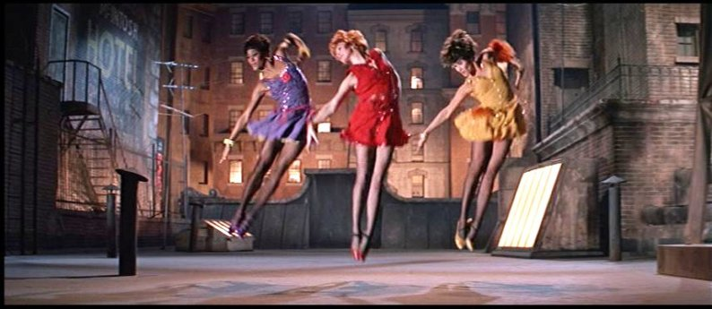 1969 Sweet Charity movie