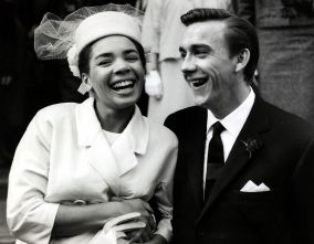 Shirley Bassey and Kenneth Hume