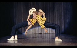Who's Got the Pain number in DAMN YANKEES - Verdon & Fosse performing the number in a movie he choreographed