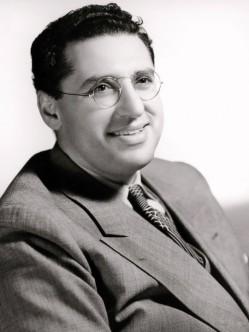 Director George Cukor