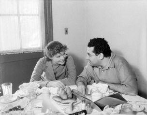 Hepburn and Cukor