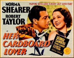 Her Cardboard Lover 1942