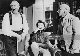 Olivier, Hepburn and Cukor