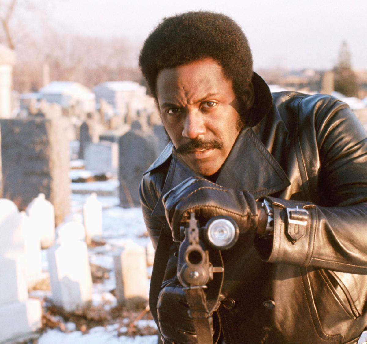 who played shaft in the original movie