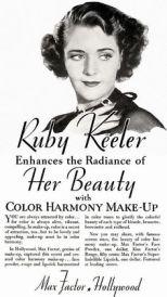 1935 makeup ad