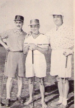 Groucho, Harpo and Gummo