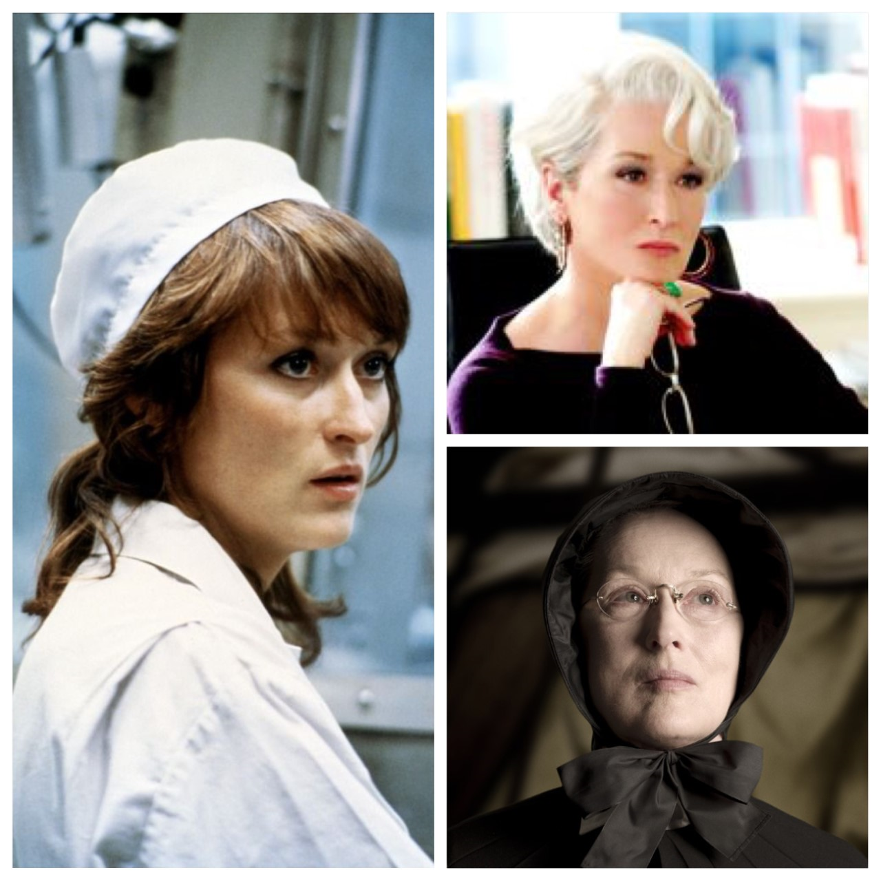 Meryl Streep in the Workplace