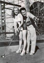 Monroe and Fonda