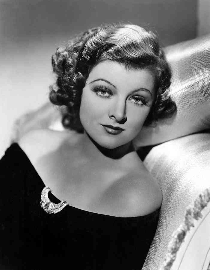Myrna Loy On the Radio
