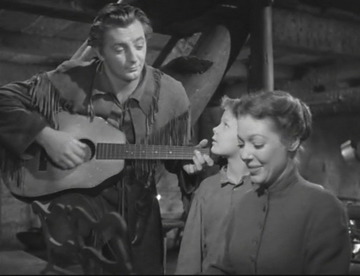 Image result for rachel and the stranger and guitar