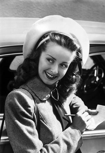 Noel Neill as Lois Lane, 1948