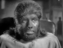 Acquanetta as the Ape Woman Paula Dupree - Captive Wild Woman (1943)