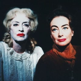 Baby Jane and Blanche