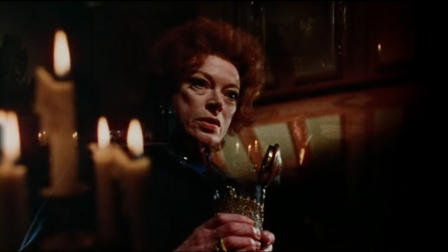 Dr. Julia Hoffman HOUSE OF DARK SHADOWS
