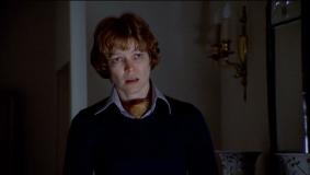 Ellen Burstyn as Chris MacNeil THE EXORCIST
