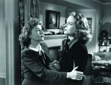 Eve March and Elizabeth Russell, THE CURSE OF THE CAT PEOPLE (1944).