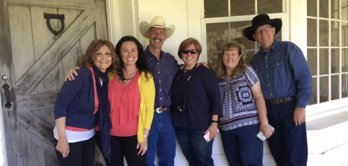 Our Visit to the Joel and Frances McCrea Ranch