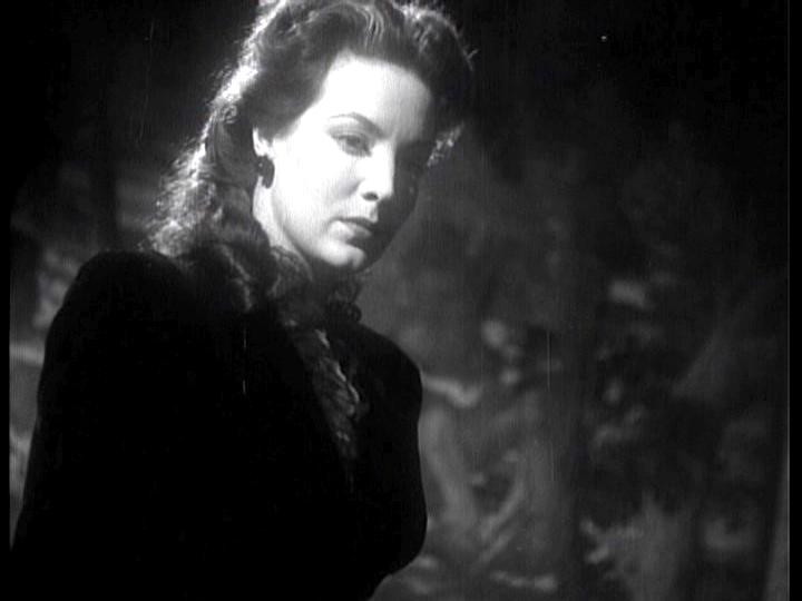 María Félix in Antonio Momplet's VERTIGO (1946)