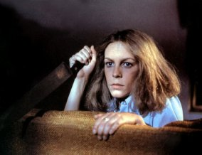 Introducing Jamie Lee Curtis in HALLOWEEN
