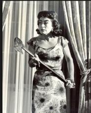 Joan Crawford STRAIGHT-JACKET