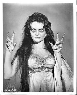 Leona Gage TALES OF TERROR 1962