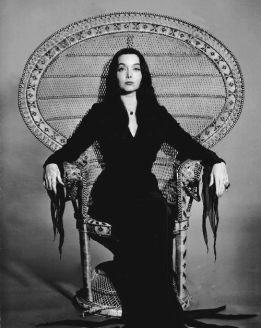 Morticia A. Addams
