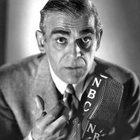 Thanksgiving with Boris Karloff
