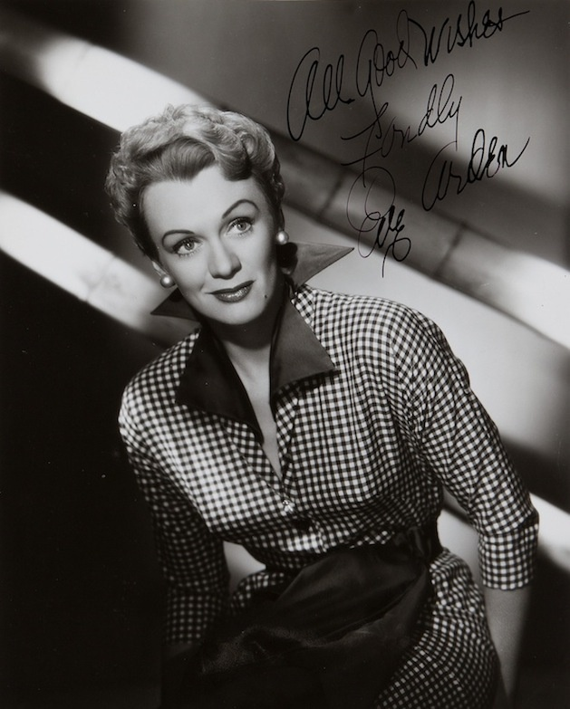 Eve Arden in Irving Reis' THREE HUSBANDS (1950)