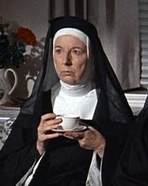 As Sister Clarissa