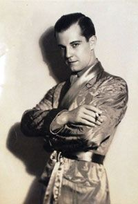 Ramon Novarro wears it well