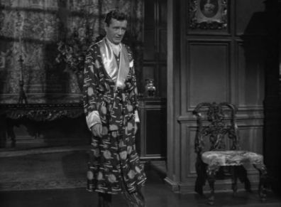 Robert Walker in STRANGERS ON A TRAIN