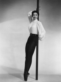 Cyd Charisse appeared in SOMETHING TO SHOUT ABOUT