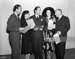 DeMille and Cast