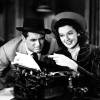 Grant, Russell and Fast-Talk in Howard Hawks' HIS GIRL FRIDAY (1940)