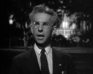 Hume Cronyn in SHADOW OF A DOUBT