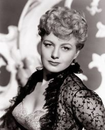 Shelley Winters appeared in TEHERE'S SOMETHING ABOUT A SOLDIER