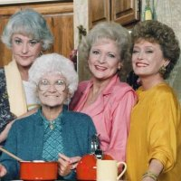 Dorothy and Blanche and Rose and Sophia: The Golden Girls