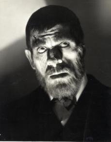 Karloff in The Old Dark House