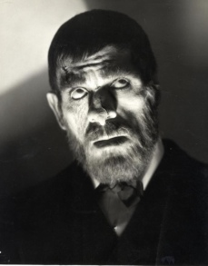 Karloff in The Old Dark House
