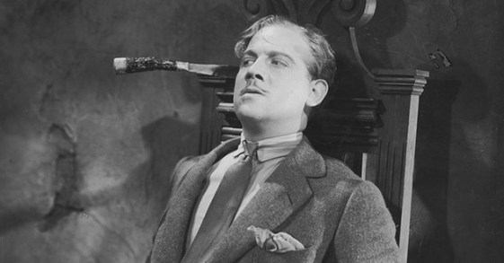 Melvyn Douglas in The Old Dark House