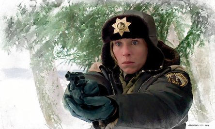 Frances McDormand for FARGO