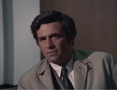 Peter Falk is brilliant as always