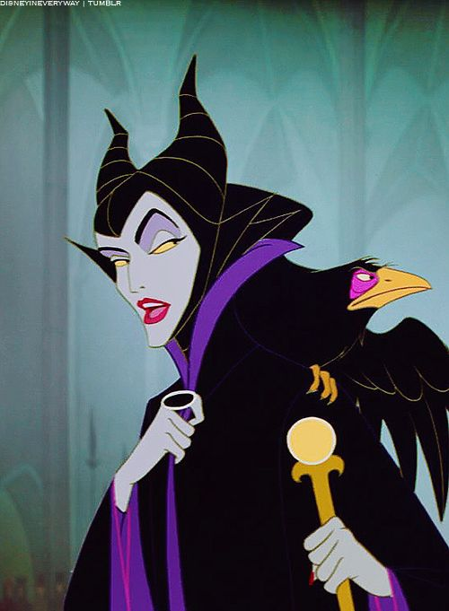 Maleficent, the Mistress of All Evil