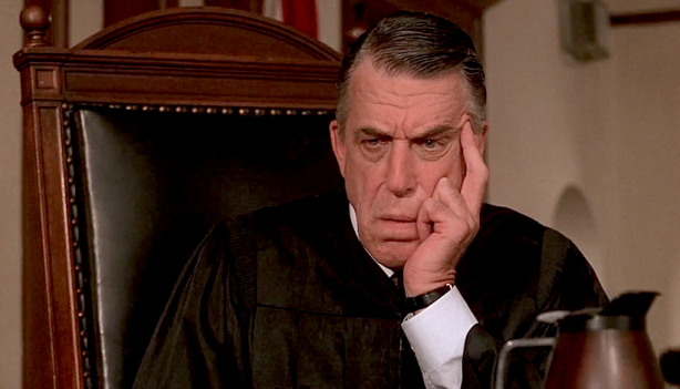 Judge Chamberlain Haller in My Cousin Vinny